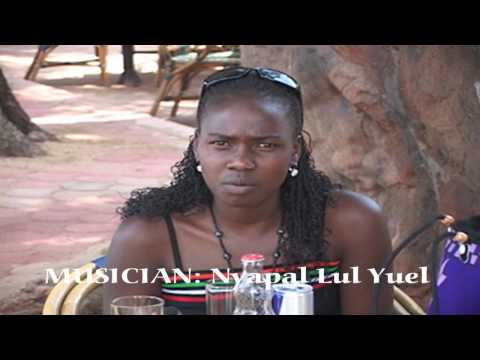 South Sudanese the best Musicians Nyapal Lul and Kang John Video