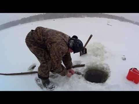 рыбалка на реке пуя