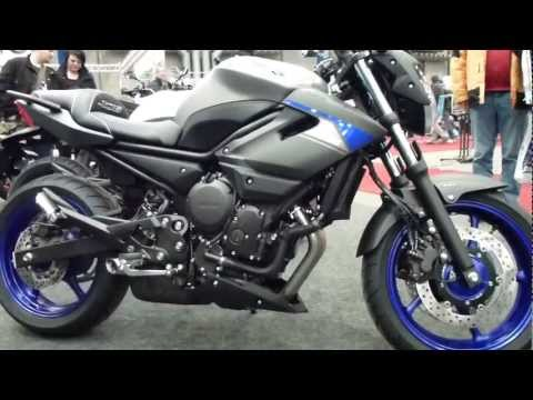 2013 Yamaha XJ6 600 cm3 78 Hp * see also Playlist