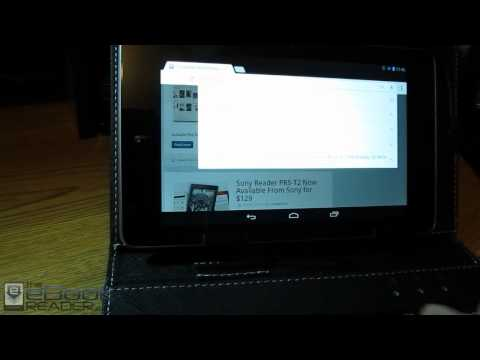 Nexus 7 Keyboard Case Review