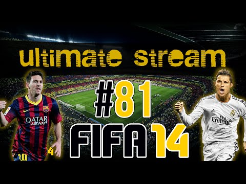 #81 - UltimateStream - Ultimate Team: Time Galático! #IBRAMito 30/08/14
