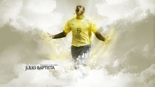 "Julio Baptista ""The Beast"" Best Goals"