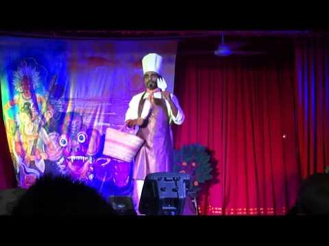 Kadeta Palayan Chang Chung -the Song Of Tharawo Egilethi Sinhala Stage Drama At Guru Abhimani video