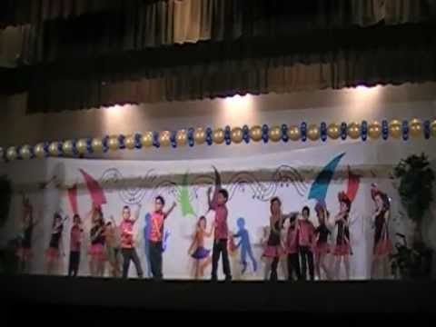 krisha Mahendran Dance in Simi valley Montessori school Graduation Party 1