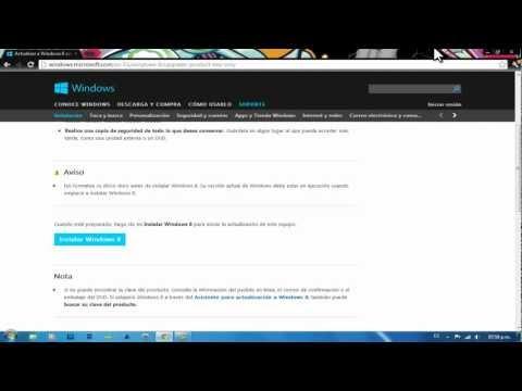 Como Descargar Windows 8 Pro Original (de la Pag. Oficial de Microsoft)