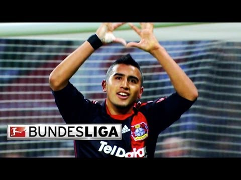 Arturo Vidal - Top 5 Goals