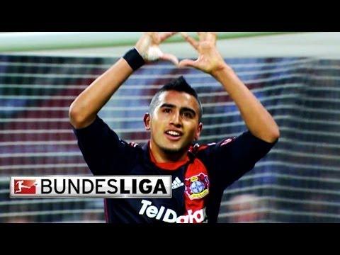 Arturo Vidal - Top 5 Goals