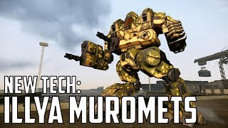 Mech Build - New Tech Illya Muromets