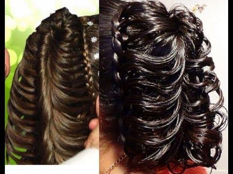 Peinado Elegante Con Trenzas Para Fiesta