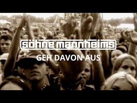 Söhne Mannheims - Geh davon aus... [Official Video] Music Videos