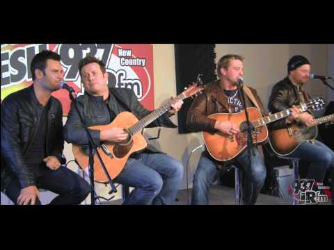 Emerson Drive & Doc Walker - let It Roll - Live video