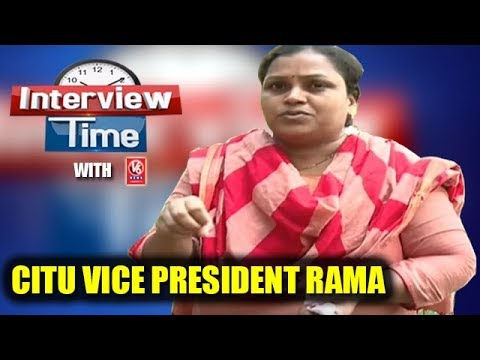 Interview Time With CITU Vice President Rama | May Day | V6 News