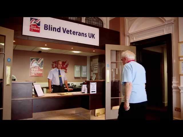 Blind Veterans UK Llandudno Centre