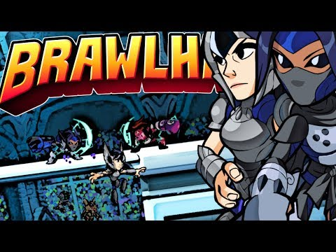 WEST COAST SERVERS ARE WORSE THEN LAG | Brawlhalla #110 (Ranked 2v2)