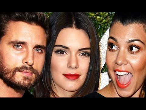 Kendall Jenner Hooks Up With Scott Disick?