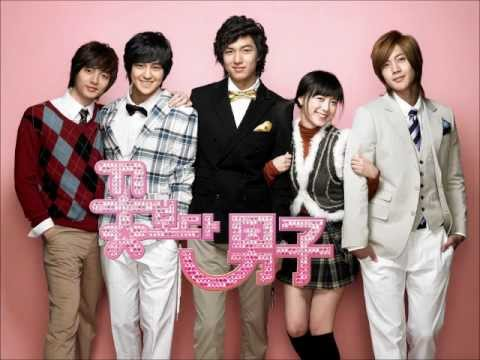 Making A Lover-ss501 (boys Over Flowers Ost) video