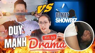 Đại chiến Duy Mạnh vs Bí Mật ShowBiz chỉ vì 1 bức ảnh- Hít Hà Drama