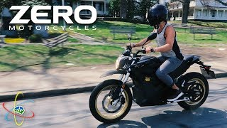 Zero Motorcycles - Electric Motorcycle Review!