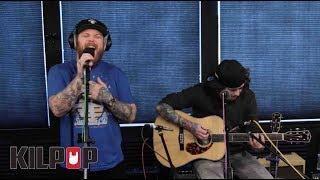 """Download Lagu Asking Alexandria """"Vultures"""" acoustic session at KBPI in Denver, CO. Gratis STAFABAND"""