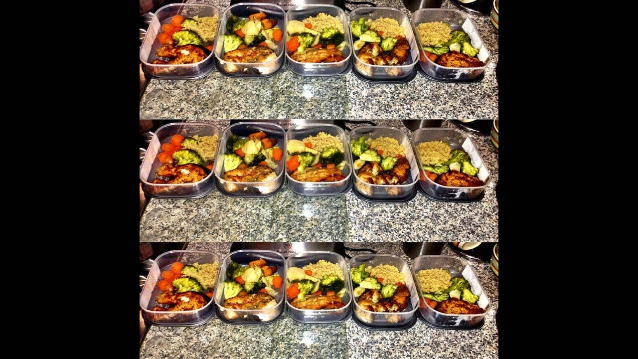 MEAL PREP FOR WEIGHT LOSS DETOXING CLEAN EATING - YouTube