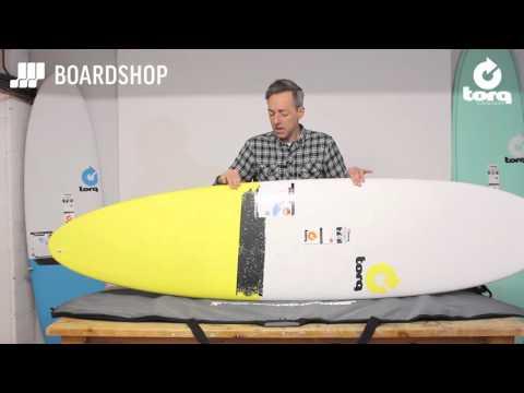 Torq Mini Mal Range 2016 Surfboard Review