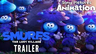 """SMURFS: THE LOST VILLAGE - Official """"Lost"""" Trailer"""