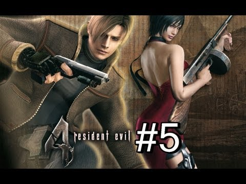 Resident evil 4 Hd Edition (Xbox 360 ) Part 5
