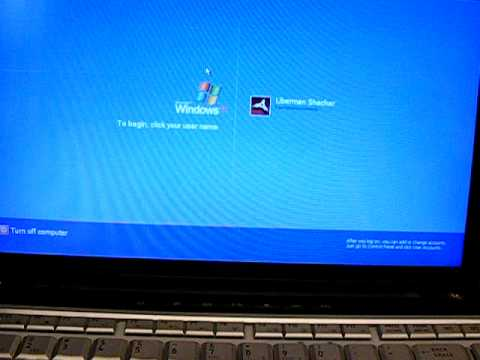 how to change the color of my hp laptop screen