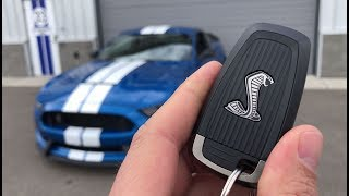 Ford Mustang Shelby GT350 2019 | Encendido