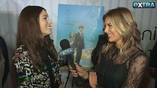 Jessica Biel on Her Golden Globes Date Night with Justin Timberlake