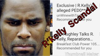 R'KELLY REATION!!! (MUST WATCH)