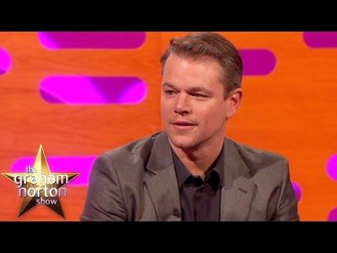Matt Damon and Bill Murray Cause Trouble - Classic Graham Norton