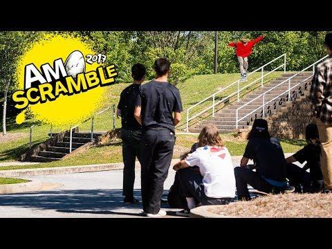"Rough Cut: Corey Glick and Tyson Peterson's ""Am Scramble"" Footage"