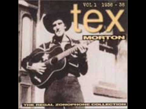 Early Tex Morton - Rocking Alone In An Old Rocking Chair (1937). video