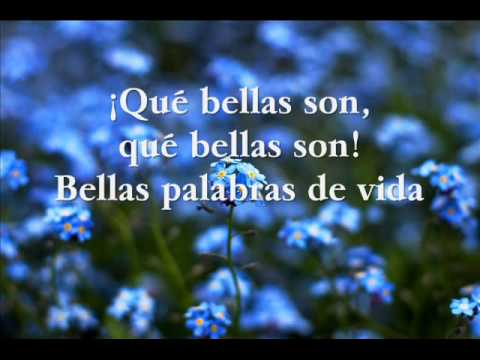 Himno Bellas Palabras De Vida Pista video