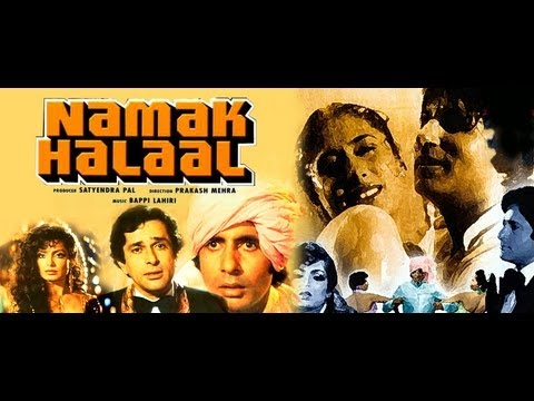 Namak Halaal 1982 Part-1  (desieslive.mx) video