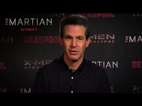 The Martian | Simon Kinberg Fan Q&A [HD] | 20th Century FOX