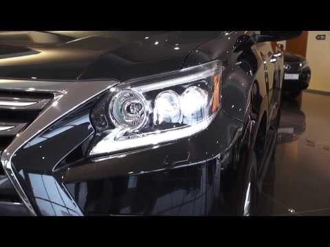 Lexus GX 460 рестайлинг - LIVE видео обзор Александра Михельсона
