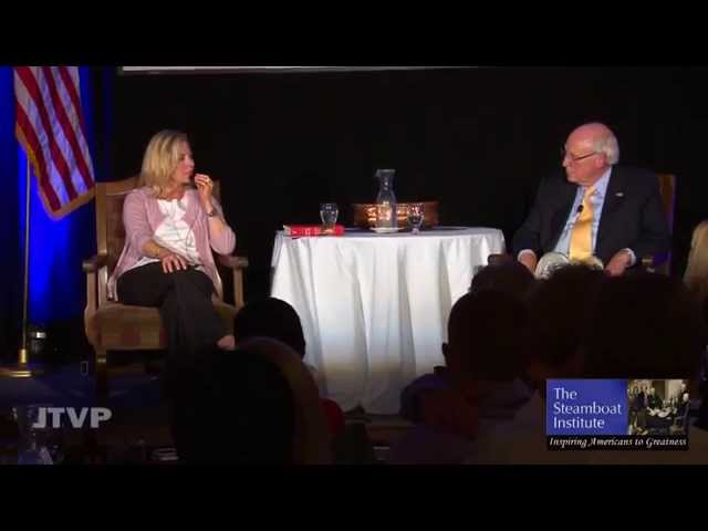 Dick Cheney & Liz Cheney Steamboat Institute Freedom Conference 2013