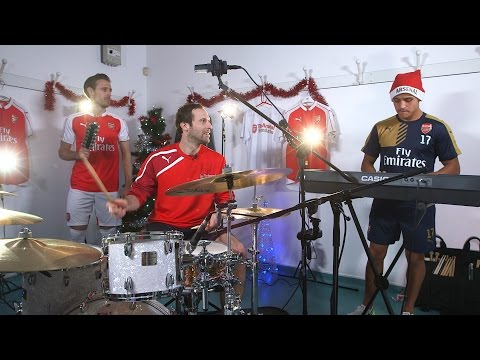 Christmas SoundCech - with Alexis Sanchez and Nacho!