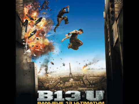 Alonzo - Determine Banlieue 13 Ultimatum Soundtrack