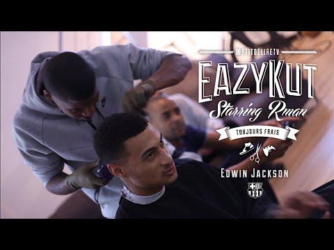 The EazyKut - Edwin Jackson starring Rman