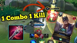 Rank 1 Batman?! 15 Kills! | Conqueror | Arena Of Valor / ROV / Liên Quân / 傳說對決 / 펜타스톰