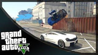 GTA 5 - Смешные Моменты #4 (GTA 5 Online Funny Moments)