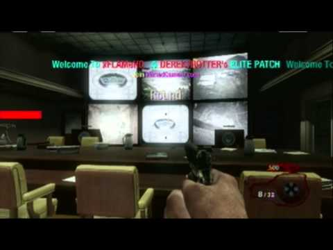 ☆Black Ops Zombies: Mod Menu PS3!