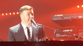 Gary Barlow - Opening Moments of SISYL Tour @ Belfast Odyssey Arena - 29/03/14