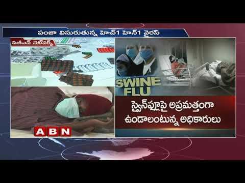 తెలుగు రాష్ట్రాల్లో స్వైన్ ఫ్లూ విజృంభణ | Swine Flu spreads in Telugu States | 31 lost life