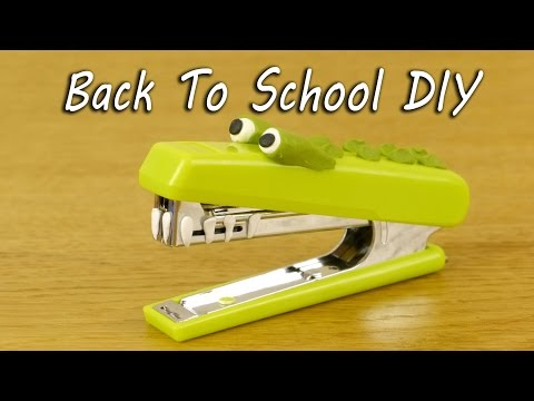 Back To School DIY with Sugru