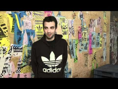 adidas Originals Behind the Scenes with Jay Baruchel