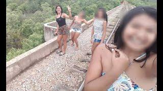 Jembatan rubuh saat selfie, orang golongan darah O rawan meninggal cedera - Kompilasi Minggu Ini